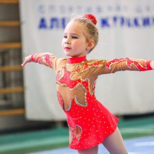 Художественная гимнастика — Московский район