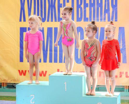 Художественная гимнастика — Василеостровский
