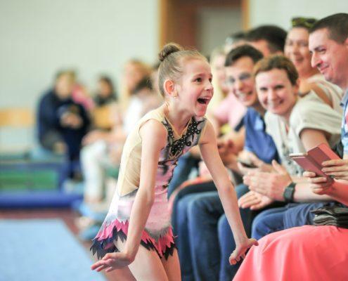 Художественная гимнастика — Калининский район
