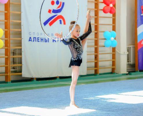 Художественная гимнастика — Выборгский район