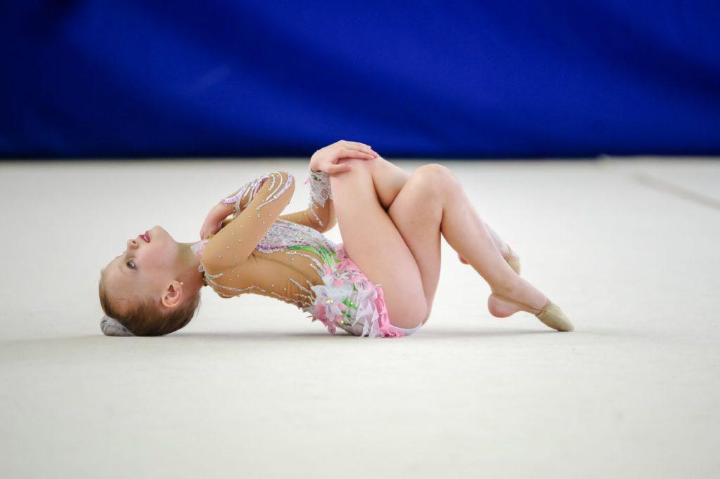 художественная гимнастика для детей с 3 лет в спб